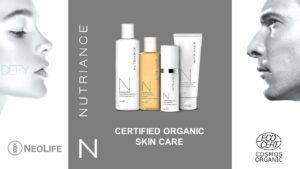 Nutriance Organic - vegaaninen ihonhoito